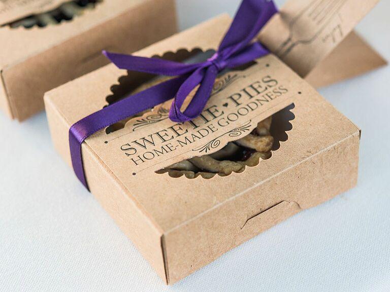 mini pie packaging