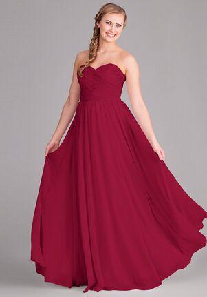 Kennedy Blue Emma Sweetheart Bridesmaid Dress