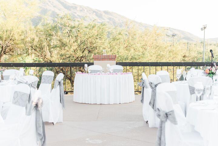 Tanque verde wedding