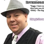McDonough, GA Comedy Magician | The Amazing Ziggy