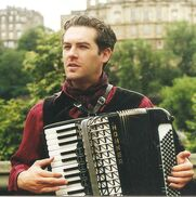 New Orleans, LA Accordion | David C. Symons - Accordionist