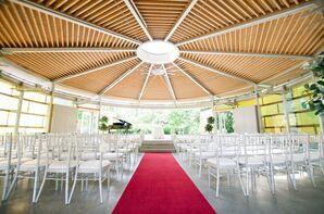 Modern Ceremony Location