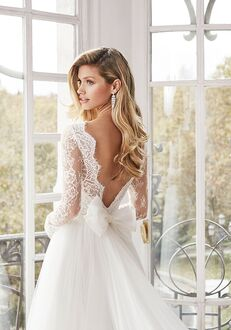 Aire Barcelona NONIA A-Line Wedding Dress