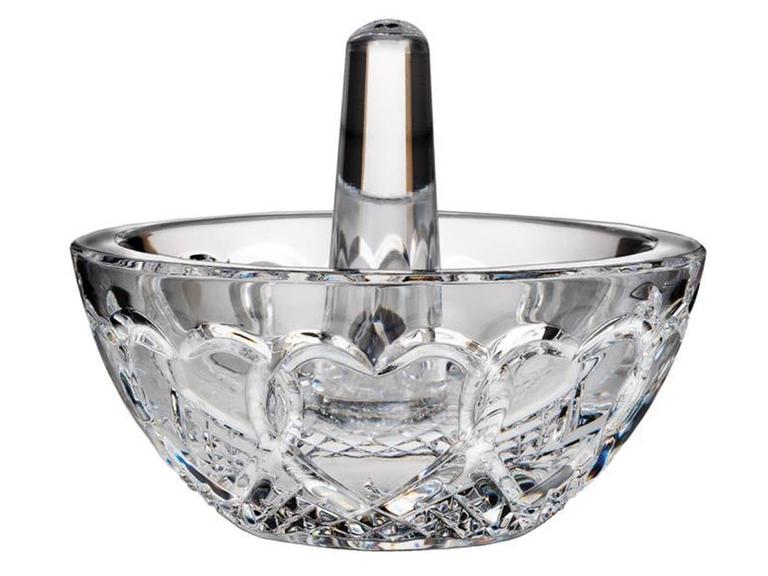 engagement ring holder ideas crystal