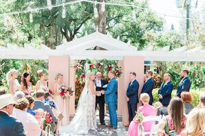 Tropical Tea Garden Ceremony