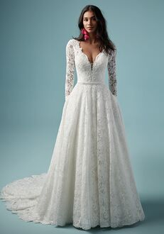 Maggie Sottero TERRY A-Line Wedding Dress