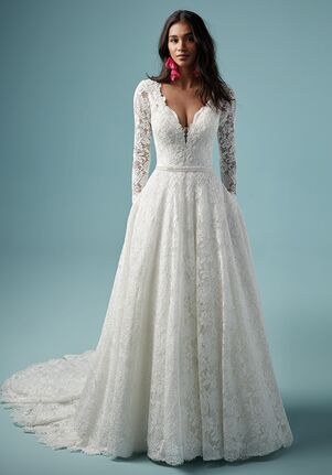 Maggie Sottero TERRY Ball Gown Wedding Dress