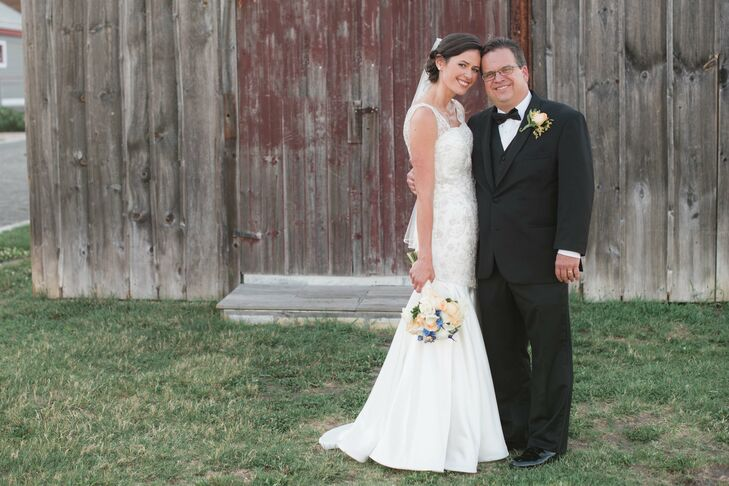 For Katie McCormack (35 and an human resources director) Steve Donnelly (46 and a sales professional), planning a wedding that t