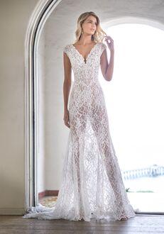 Jasmine Collection F211057 Mermaid Wedding Dress