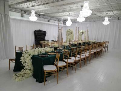 PLATINUM EVENTS BY OHHH SWEET HEAVENS