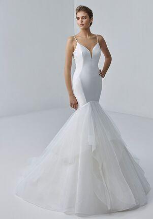ÉTOILE BRIGITTE Mermaid Wedding Dress