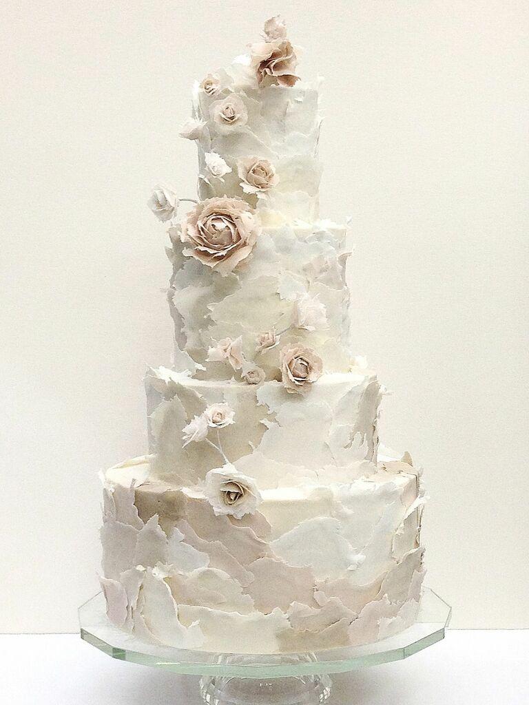 Wedding Cake Tips from Jasmine Rae Cakes