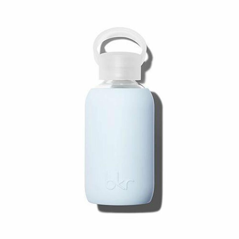 BKR bottle light blue birdy grey