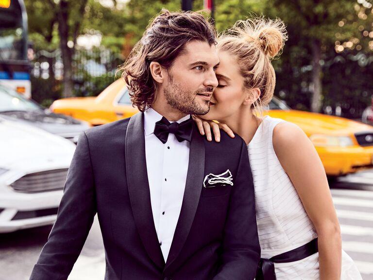 3bd052414cc3 Wedding Dress and Tuxedo Combos