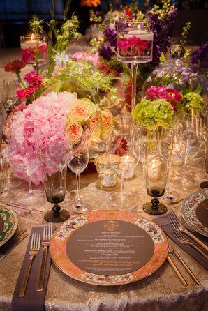 Romantic Floral Dinnerware