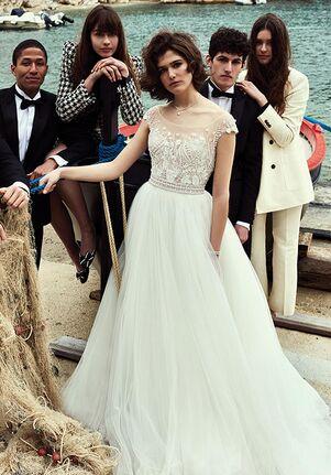 Justin Alexander Baldwin Ball Gown Wedding Dress