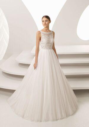 Rosa Clará ALADA Ball Gown Wedding Dress