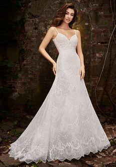 fb2f282a50c5 Martin Thornburg a Mon Cheri Collection 119275 Christine A-Line Wedding  Dress