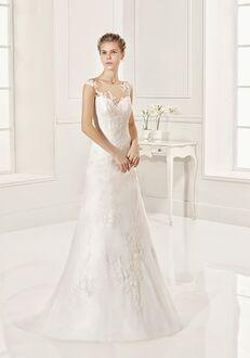 Adriana Alier Zaila A-Line Wedding Dress