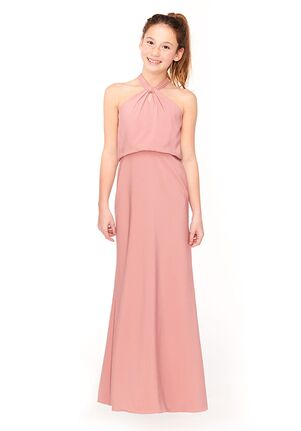 Bari Jay Bridesmaids 1954-JR Halter Bridesmaid Dress
