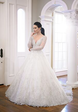 Martina Liana LE1108 Ball Gown Wedding Dress