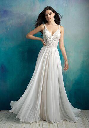 Allure Bridals 9525 A-Line Wedding Dress