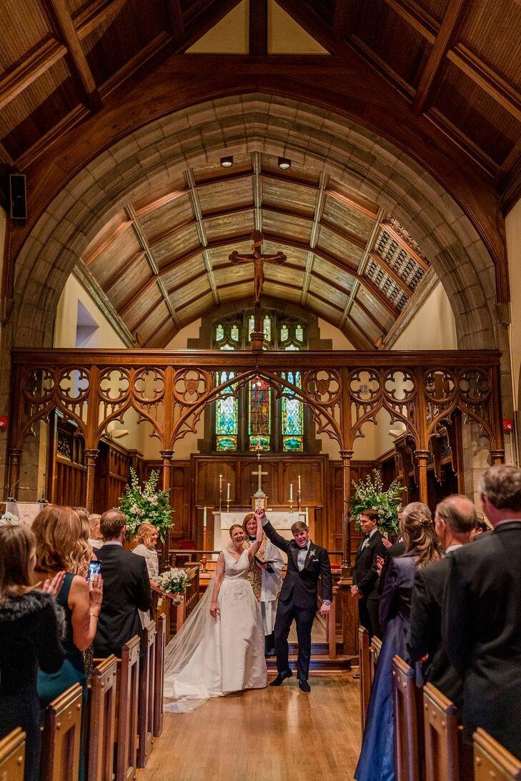 Episcopal Church Ceremony in Woodstock, Vermont