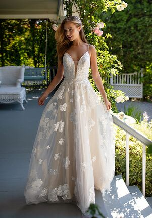 Simply Val Stefani DONATA A-Line Wedding Dress