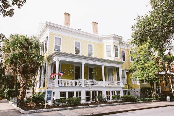 Forsyth Park Inn Savannah Ga