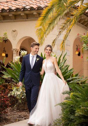 Stella York 7117 A-Line Wedding Dress