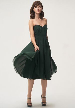 Jenny Yoo Collection (Maids) Emmie Sweetheart Bridesmaid Dress