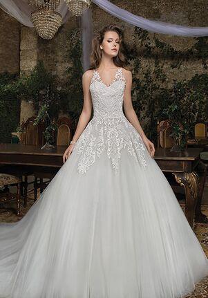 Cosmobella 7946 A-Line Wedding Dress