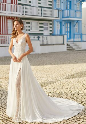 Rosa Clará Soft HALLIS A-Line Wedding Dress