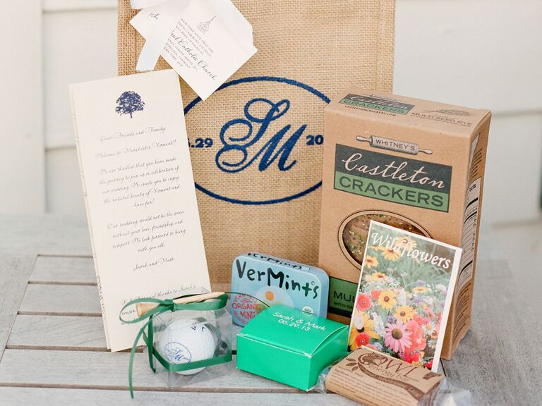 Vermont party favors and trinkets