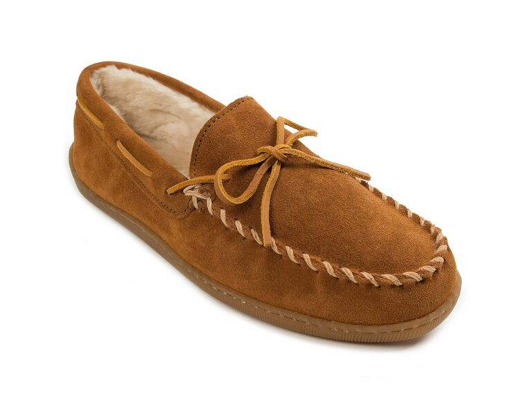 indoor outdoor moccasin slippers gift for husband