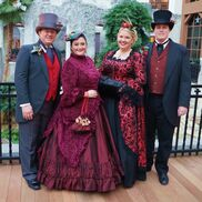 Dallas, TX Christmas Carolers | Uptown Carolers
