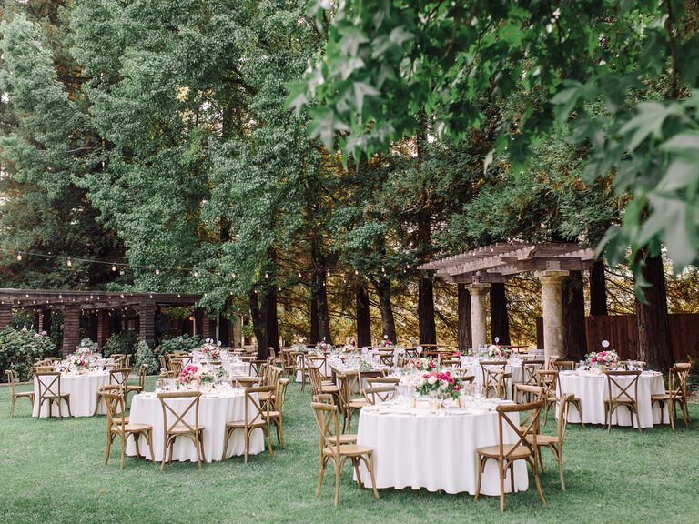 California wedding venue in Geyserville, California.