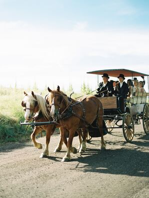 Horse and Carriage Guest Transportation