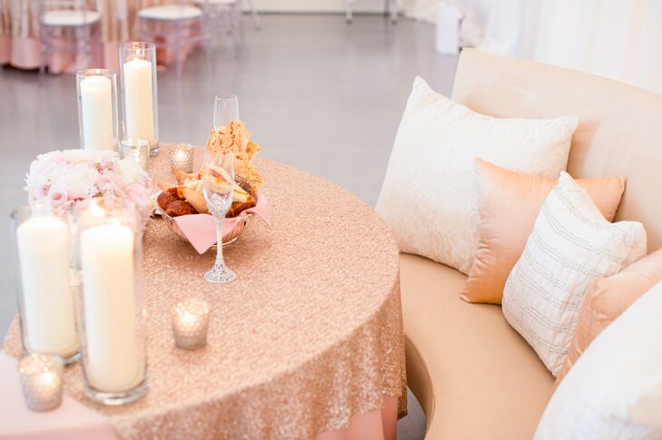 Blush Lounge Furniture