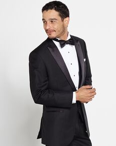 The Black Tux The Newman Outfit Black Tuxedo