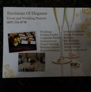 Willingboro, NJ Wedding Planner | Envisions Of Elegance