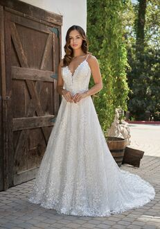 Jasmine Couture T212012 A-Line Wedding Dress