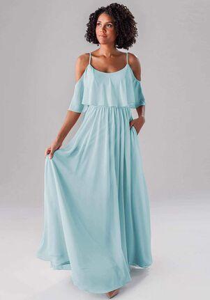 Kennedy Blue Nora Scoop Bridesmaid Dress