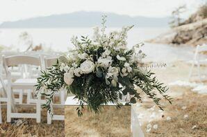 Baby Breath Flower Wedding Flower Arrangements