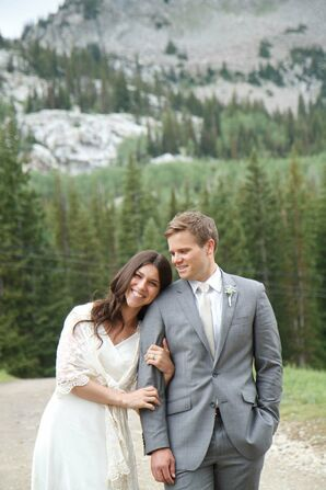 Amy Jo & Blake in Brighton, Utah