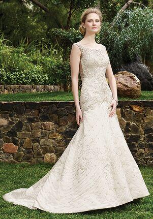 Casablanca Bridal 2263 Jasmine Mermaid Wedding Dress