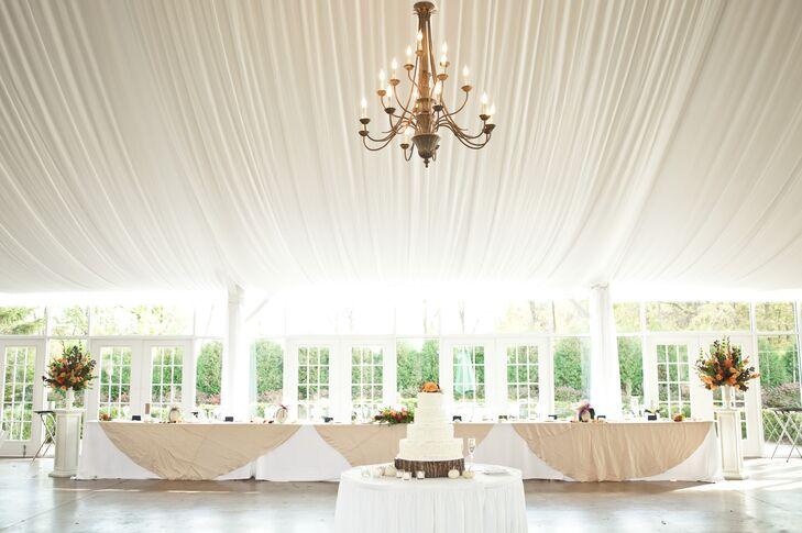 Glass Garden Pavilion Reception