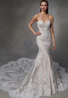 Badgley Mischka Bride Demitra Mermaid Wedding Dress