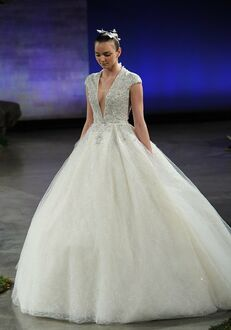 Ines Di Santo Fontanne Ball Gown Wedding Dress