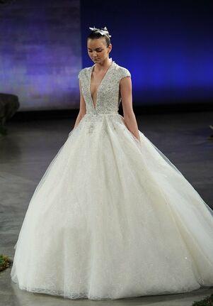 Ines Di Santo Fontanne Ball Gown Wedding Dress